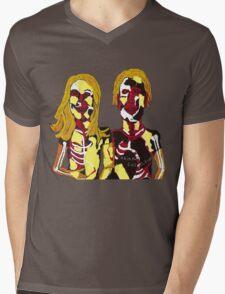 Sung Tongs Mens V-Neck T-Shirt