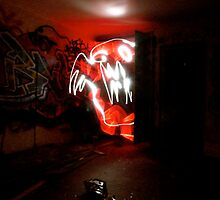 Light Monster in the California Hotel by myebra