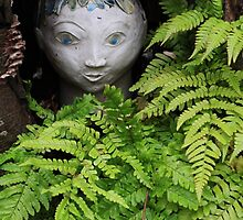 Wood Sprite - Rydal Hall by Mark Haynes Photography