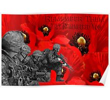 ✌☮† ❤ † REMEMBER THEM THEY REMEMBERED YOU † ❤ †✌☮  Poster