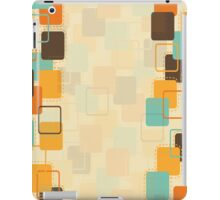 square pattern iPad Case/Skin