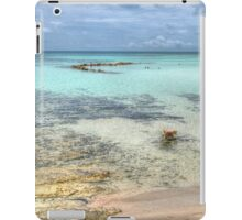 Yamacraw Beach in Nassau, The Bahamas | iPad Case iPad Case/Skin
