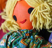 Raggedy Ann by Sammy Nuttall
