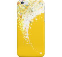 colors splashing iPhone Case/Skin