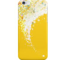 colors splashing iPhone Case/Skin