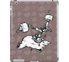 skate hard iPad Case/Skin