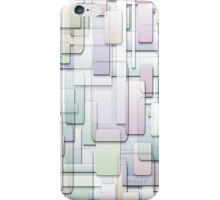 gradient overlap iPhone Case/Skin
