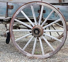 The Wooden Wheel by Jazzy724