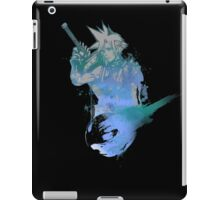 Cloud Strife Meteor (Black) iPad Case/Skin