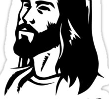 Happy Birthday Jesus Sticker
