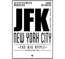 JFK - New York City Photographic Print