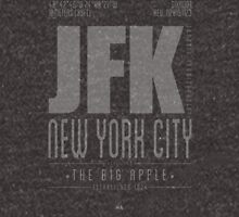 JFK - New York City Unisex T-Shirt