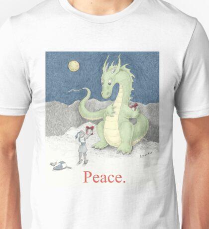 Peace Dragon Unisex T-Shirt