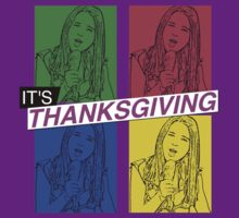 It's Thanksgiving! Warhol style by kalitarios