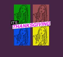 It's Thanksgiving! Warhol style Unisex T-Shirt