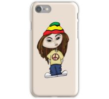 Rasta Boy iPhone Case/Skin