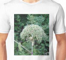 THE FLOWER EATER Unisex T-Shirt