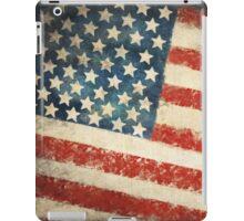 America flag iPad Case/Skin