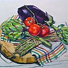 2013 Kitchen Series Calendar by Elizabeth Moore Golding