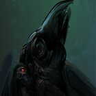 Dark Rider guards iPad by Tom Godfrey