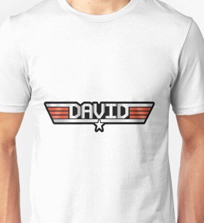 David callsign Unisex T-Shirt