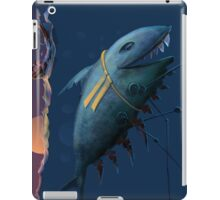 Samurai Tuna loves iPad iPad Case/Skin