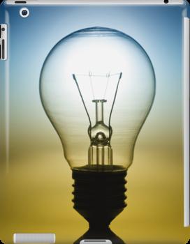 light bulb by naphotos