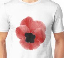 Poppy Print Unisex T-Shirt