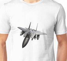 F-15 Jet Fighter Unisex T-Shirt