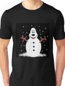 Snoooowman Unisex T-Shirt