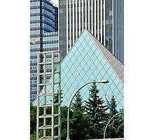 Edmonton  Photographic Print