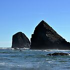 Twin Rocks by LilCreativeSpce