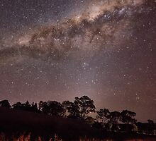 The Granite Belt by Night by Kristin Repsher