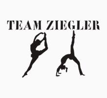 Team Ziegler (In Black) Kids Tee