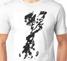 Spilt ink Unisex T-Shirt