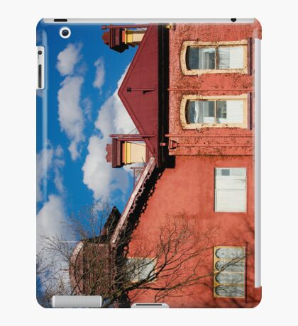 Red House for iPad iPad Case/Skin