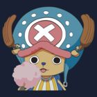 Chopper One Piece by bobbybridges