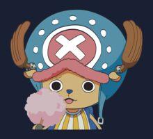 Chopper One Piece by bobbybridges