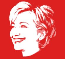 Hillary Clinton by portispolitics