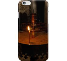 Candle iPhone Case/Skin