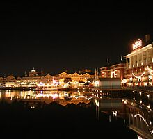 Disney's BoardWalk orlando hotels by jhonstruass