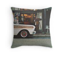 The Claremont, Car Series Throw Pillow