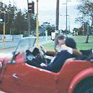 Kissed -Car Series by Ben Reynolds