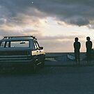 Cottesloe Surfers, Car Series by Ben Reynolds