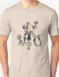 Fallout 4 Codsworth Design T-Shirt
