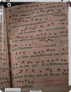 Medieval Sheet Music by SHappe