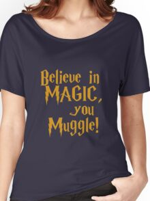 Magic Exists Women's Relaxed Fit T-Shirt