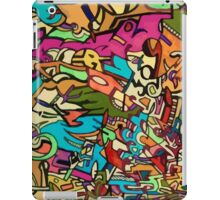 Color Explosion 2 iPad Case/Skin