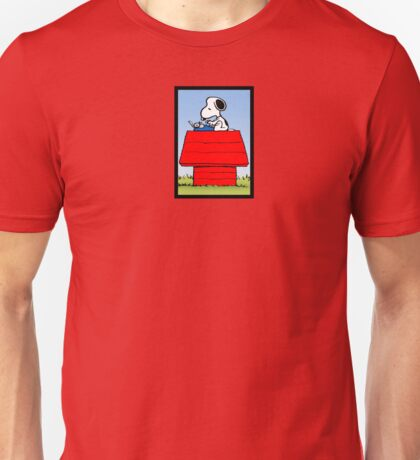 snoopy writer Unisex T-Shirt