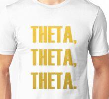 Theta The Team Maize Unisex T-Shirt
